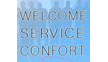 logo WELCOME SERVICE CONFORT