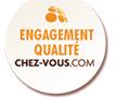 L'Engagement Qualit� Chez-vous.com